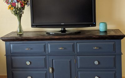 Make Your Old Dresser Look Like New