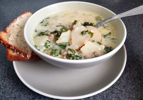 easy zuppa toscana recipe