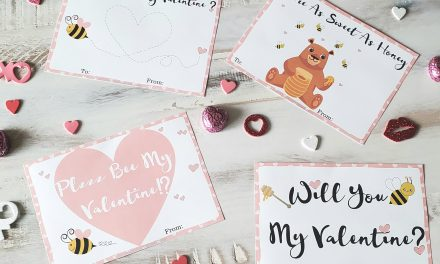 Valentine's Day Classroom Cards For Kids